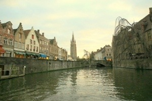 A Quick Trip to Bruges!