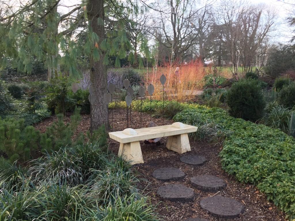The beautiful Winter Garden