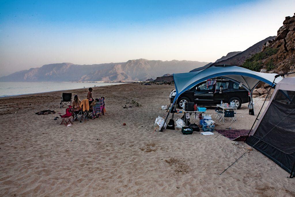 As Sifa camping